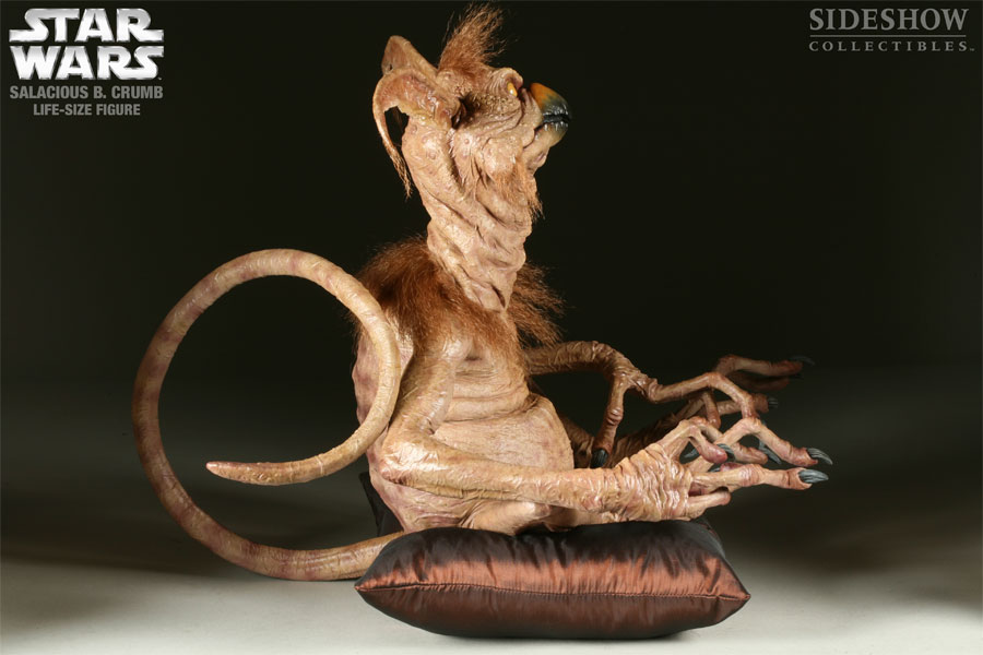 Lifesize Salacious B Crumb  The Green Head