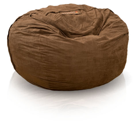 love sac chair garage with wheels lovesac the bigone 8 foot ultimate bean bag