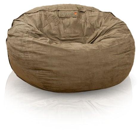 love sac chair wicker moon nz lovesac the bigone 8 foot ultimate bean bag