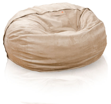 green bean bag chair back support for pregnancy lovesac the bigone 8 foot ultimate
