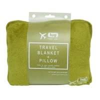 Lug Nap Sac - Blanket and Pillow Travel Set - The Green Head