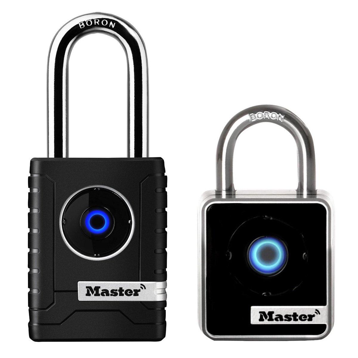 Master Lock Bluetooth Smart Padlocks