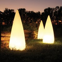 Mia Serata Outdoor Mood Lights - The Green Head