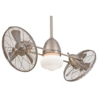 Minka Aire Gyro Wet - Indoor / Outdoor Ceiling Fan - The ...