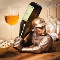 Bam Vino - Baseball Bat Wine Bottle Holder - The Green Head