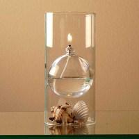 Modern Transcend Oil Lamp - The Green Head