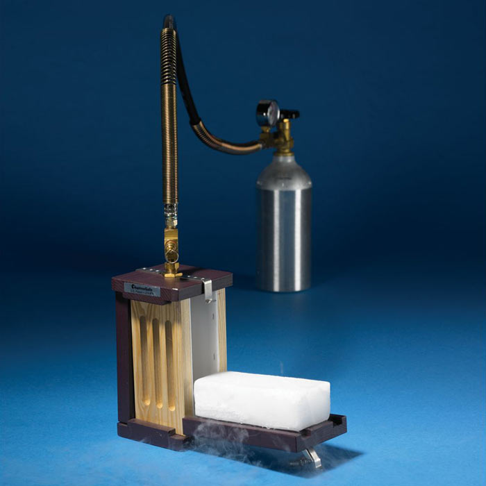 Portable Dry Ice Maker Blogazine