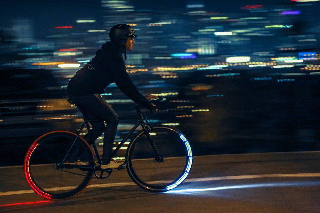 RevoLights Skyline  Bicycle Lighting System
