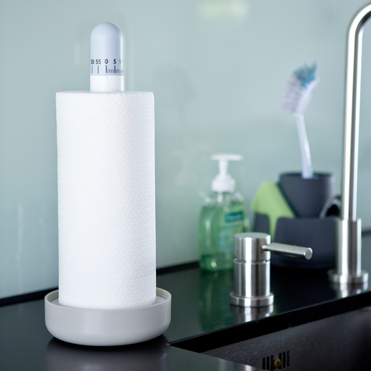 kitchen paper towel holder ideas and designs royal vkb timer the green head