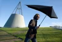 Amazing SENZ Original Umbrella - Withstands 70 MPH Winds ...