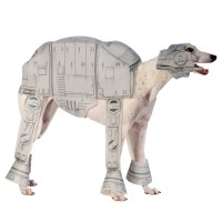 Star Wars AT-AT Imperial Walker Dog Costume - The Green Head