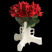 3 Guns Table Vase - The Green Head