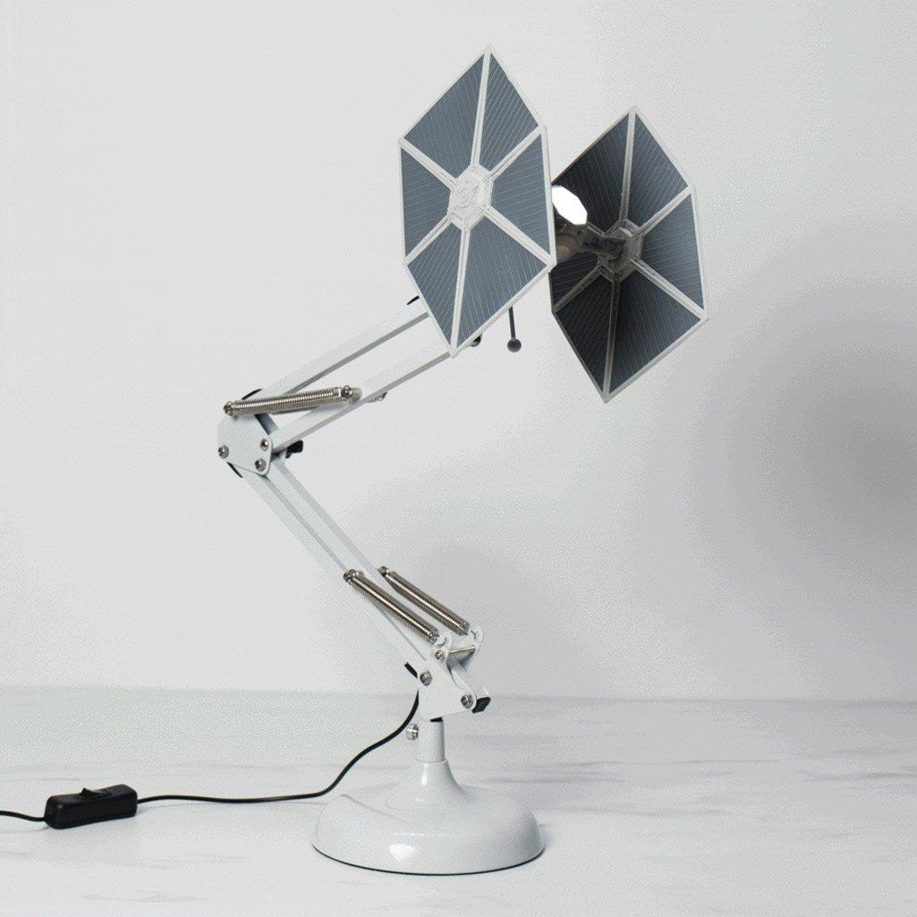 TIE Fighter Desk Lamp