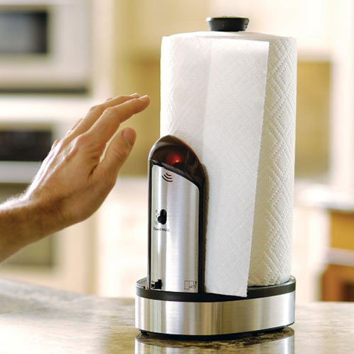 automatic paper towel dispenser for kitchen flooring ideas matic