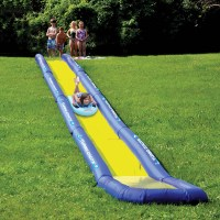 Turbo Chute - World's Longest Backyard Water Slide - The ...