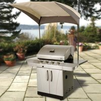Veranda Grill Canopy - The Green Head