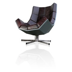 The Chair Black And White Striped Chairs Villain Ultimate In Evil Luxury Seating
