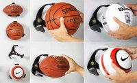 Ball Claw : Sports Ball Holder - The Green Head