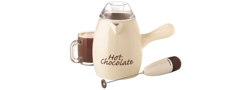 Bonjour Hot Chocolate Maker  The Green Head