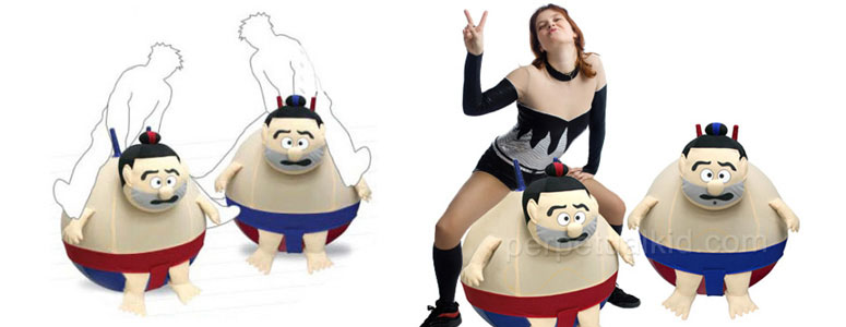 bouncing sumo hoppers for