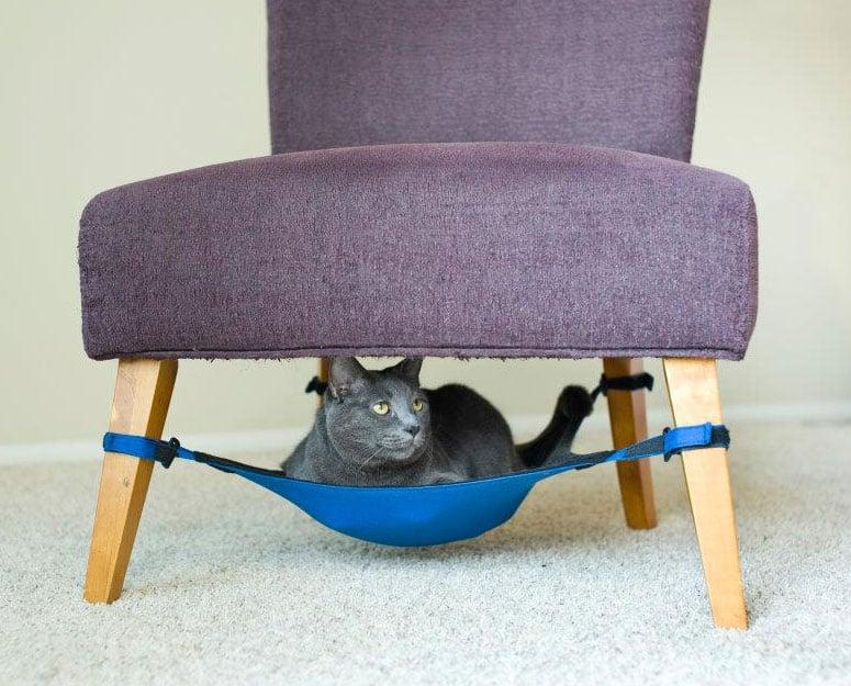 Cat Crib  Cat Hammock For Chairs  The Green Head