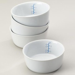 Kitchen Wall Phones Ranges Ceramic Portion Control Bowls - The Green Head