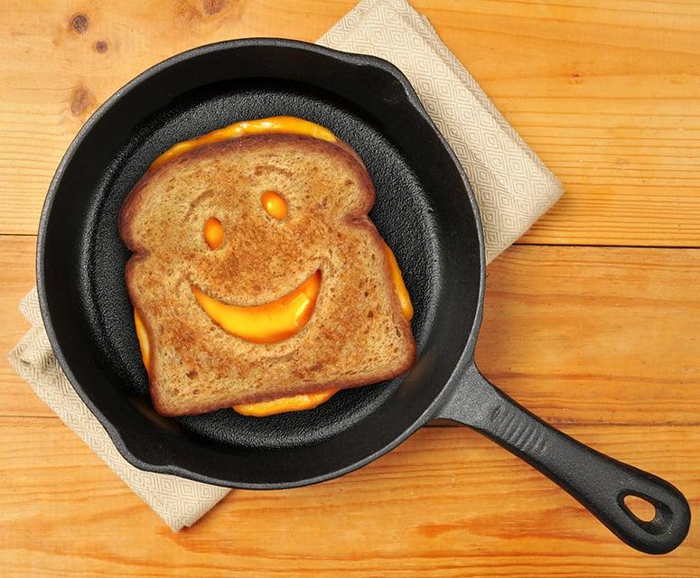 cool kitchen knives aid hand blender cheesy grin sandwich cutter - the green head