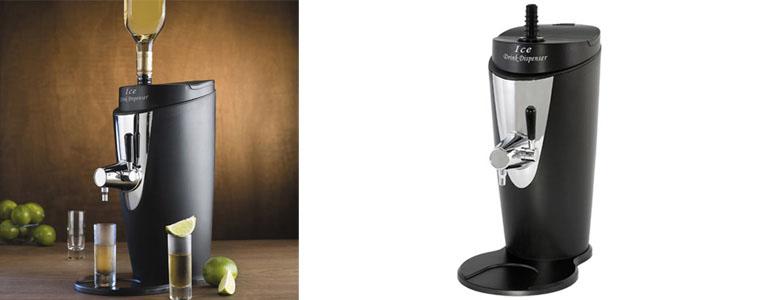 Cool Shot Dispenser Stylish and Compact Liquor Cooling