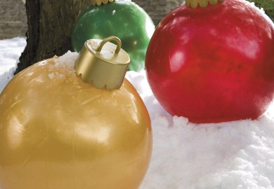 Gold Christmas Decorations And Trees Ebay