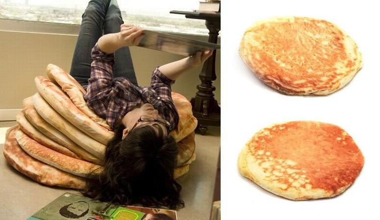 Giant Pancake Floor Pillows  The Green Head