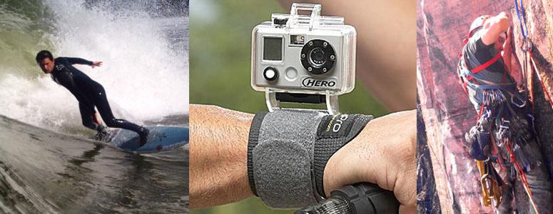 Go Pro Digital Hero 3  Waterproof Wrist Camera  The