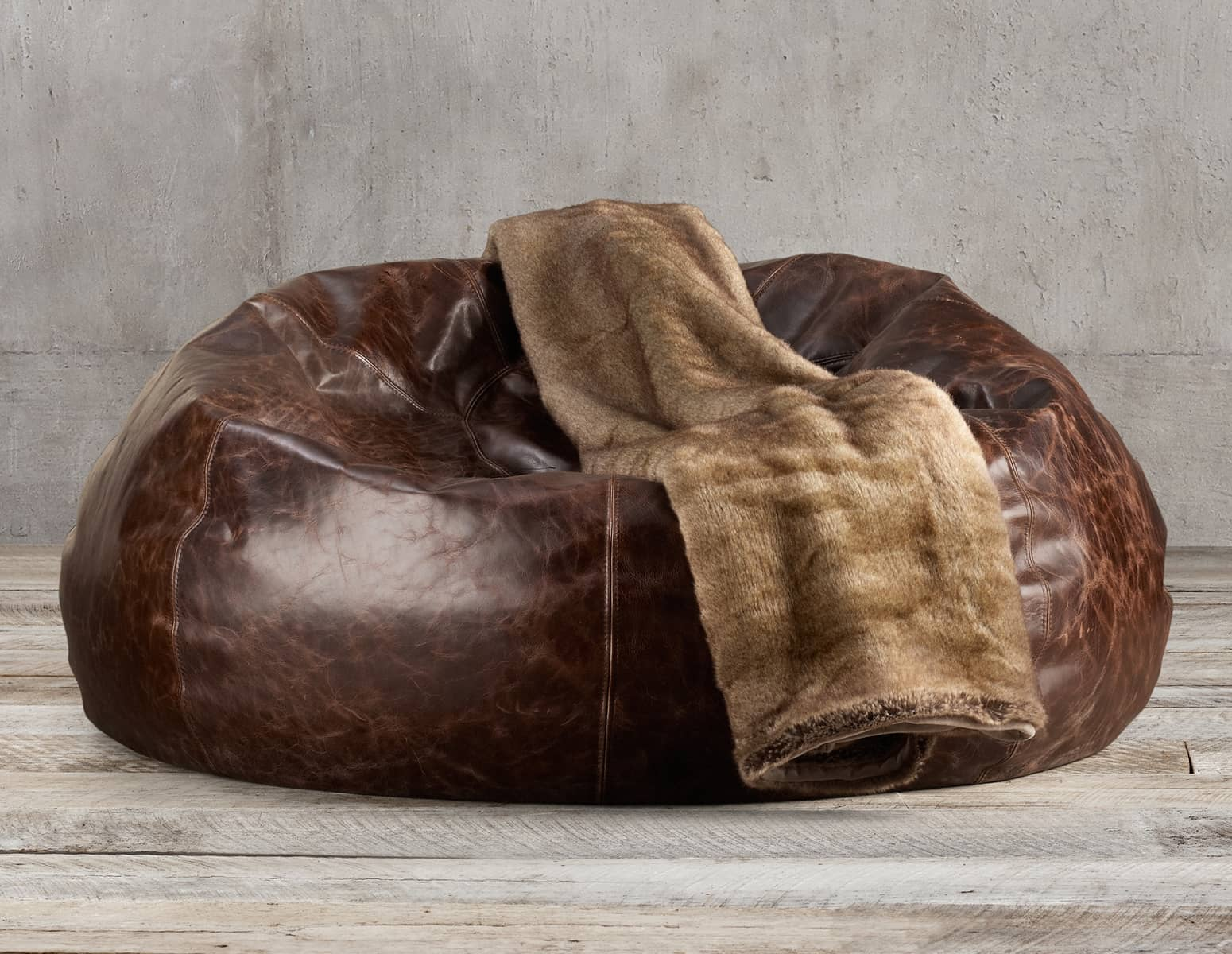 restoration hardware beanbag chair all purpose styling grand leather bean bag