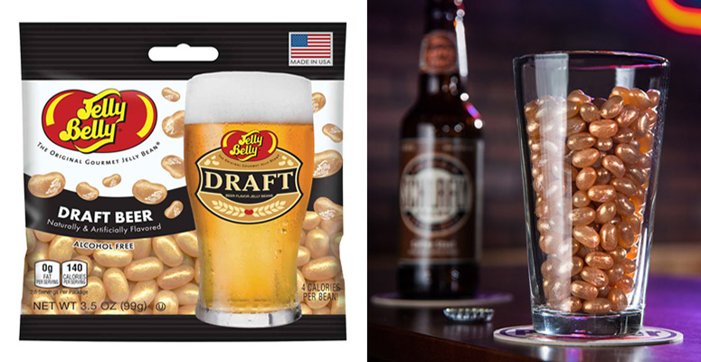 Jelly Belly Draft Beer Flavored Jelly Beans The Green Head