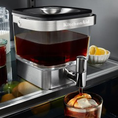 Kitchen Aid Knives Cabinet On Wheels Kitchenaid Cold Brew Coffee Maker - The Green Head