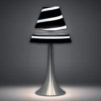 Levitron Levitating Lamp - The Green Head