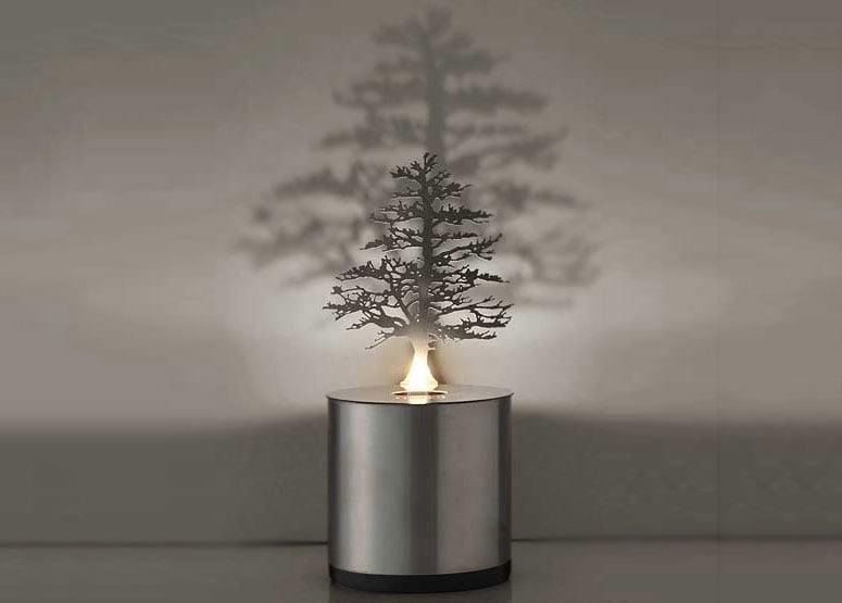Lumen Tree Votive Oil Lamp  The Green Head
