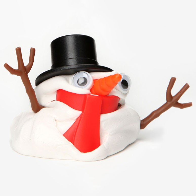 Image result for melting snowman kit