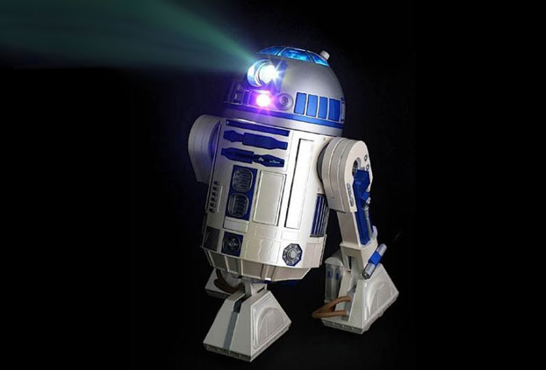 digital kitchen timers small cabinet ideas r2-d2 - ultimate audio and video projector (video ...