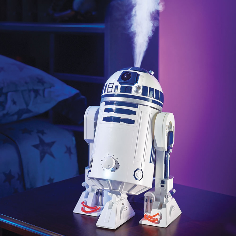 R2D2 Tabletop Humidifier  The Green Head