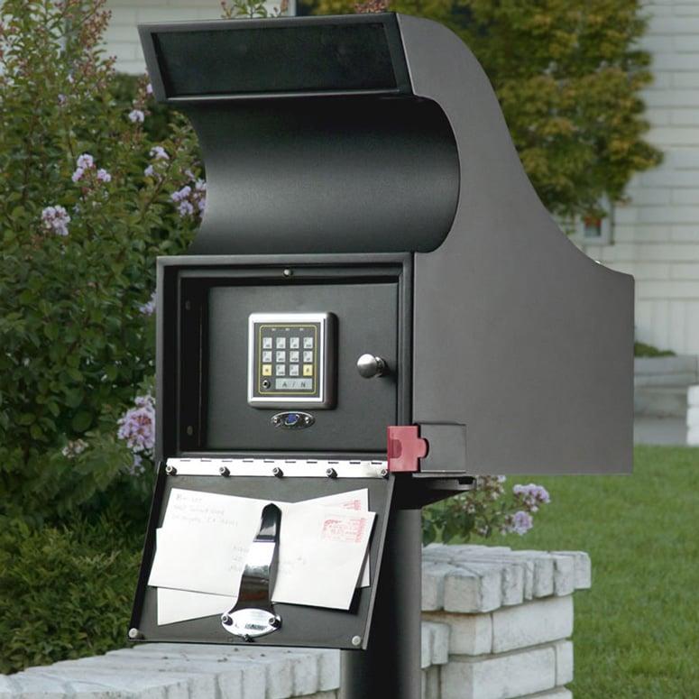 locking residential mailboxes. Locking Residential Mailboxes G