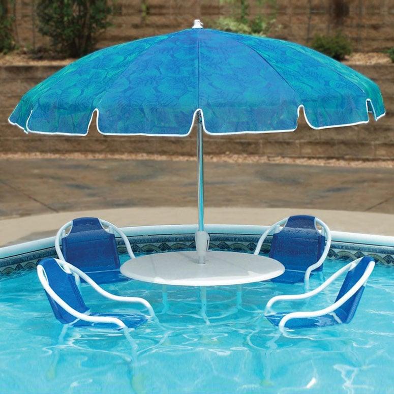 Swimming Pool Patio Table Set