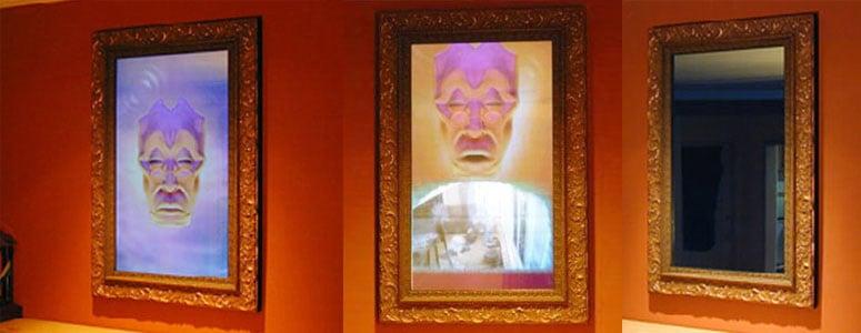 Themeaddicts Talking Magic Mirror  The Green Head