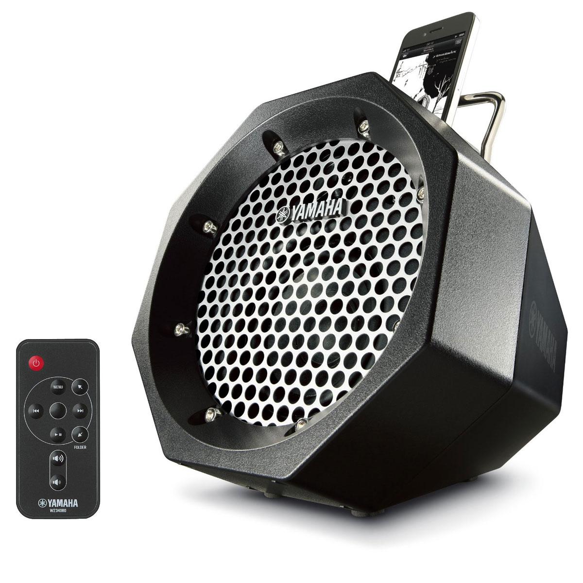 Yamaha Portable iPhone Speaker