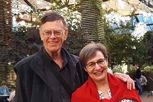 John and Vicki McGeorge