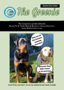Greenie September 2020 Cover