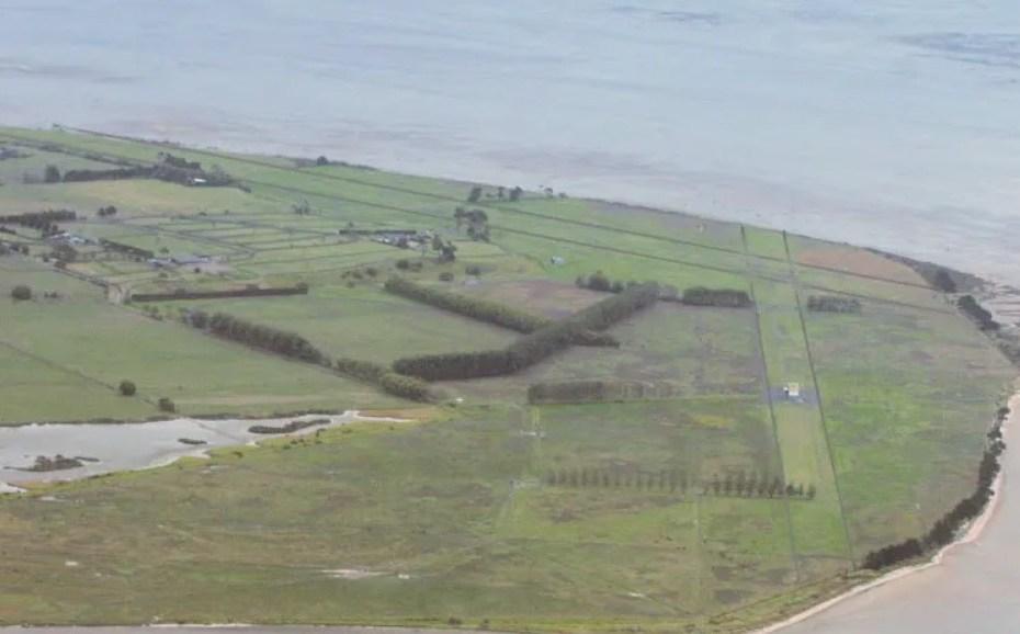 Runway layout