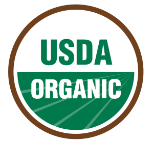 USDA Organic Certification
