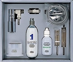 ADA CO2 Advanced System White - Buy Carbon Dioxide Injection Kits