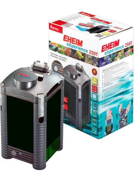 Eheim eXperience 250T Thermo External Filter (2124510)
