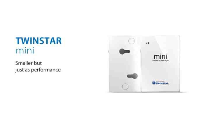 Twinstar Mini/Mini S Spare/Replacement Disc
